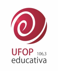Logotipo da rádio ufop
