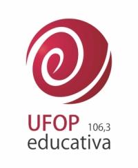 Logotipo da rádio ufop