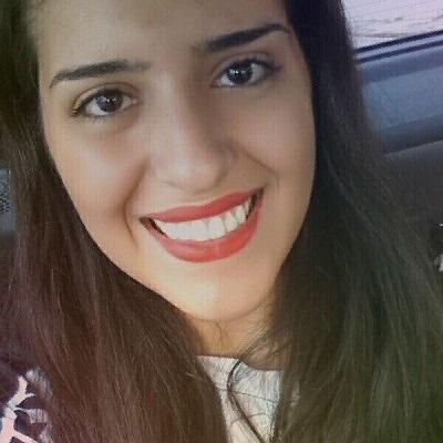 Ana Laura concorreu pela política de ação afirmativa e conquistou o primeiro lugar