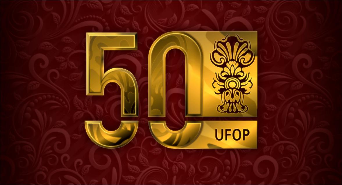 Imagem de Topo para a página especial dos 50 anos da UFOP